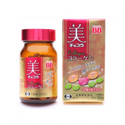 【Chocola BB】Collagen 俏正美BB膠原錠120粒