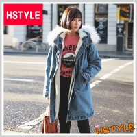 【HSTYLE】鋪棉衣