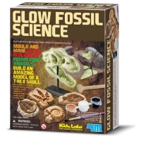 恐龍化石科學 Glow Fossil Science