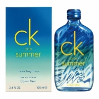Calvin Klein CK One Summer 2015 夏日限量版 淡香水 100ML