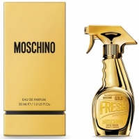 Moschino Gold Fresh Couture 亮金金 小清新 女性淡香精 100ML(贈同款小香)