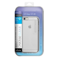 iPhone 6S / 6S PLUS Linkase Clear 3D全包覆4H抗刮全透明保護殼 WIFI加強款