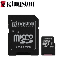 Kingston金士頓 microSDXC UHS-I 記憶卡 128GB