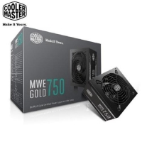 Cooler Master MWE Gold 750 金牌電源供應器