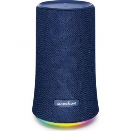 Anker SoundCore Flare 藍芽喇叭 藍 A3161