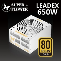 振華 Super Flower Leadex金牌 650W 80+ 電源供應器 SF-650F14MG