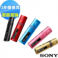SONY Walkman MP3隨身聽 4GB NWZ-B183F  藍(藍)(藍)(藍)