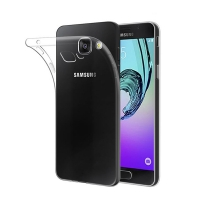 摩比小兔 ~ GOOSPERY SAMSUNG Galaxy A7(2017) CLEAR JELLY 布丁套