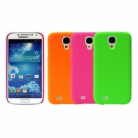 【SwitchEasy】NEON Samsung Galaxy S4柔觸感保護殼-NOVA成功