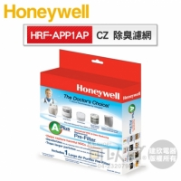 Honeywell ( HRF-APP1AP ) 原廠 CZ 除臭濾網 適用-HPA100、HPA200、HPA300、HAP802、HPA5150、HPA5250、HPA5350等