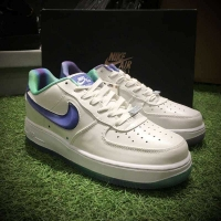 "Nike Air Force 1 Low LV8 QS ""Northern Lights"" 全明星北極光配色   男款"