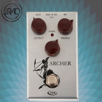 【JREG】J.RAD ARCHER OVERDRIVE 失真效果器/美國製手工品牌/J.Rockett Audio Designs/贈導線
