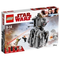 【LEGO 樂高積木】星際大戰系列-First Order Heavy Scout Walker(LT-75177)