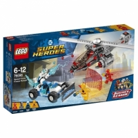 【LEGO 樂高積木】SUPER HEROES 超級英雄系列 - Speed Force Freeze Pursuit(LT-76098)