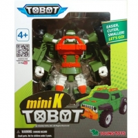TOBOT機器戰士 迷你冒險 K (吉普車)TOBOT mini K (YOUNG TOYS)