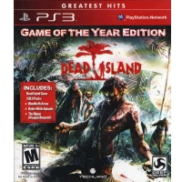 PS3 死亡之島 年度完整版 英文美版 Dead Island Game of the Year Edition