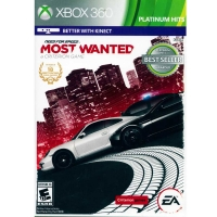 XBOX360 極速快感:新全民公敵 英文美版 NEED OFR SPEED MOST WEANTED