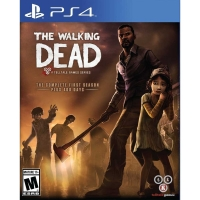 PS4 陰屍路(行屍走肉) 第一季完整版 英文美版 The Walking Dead