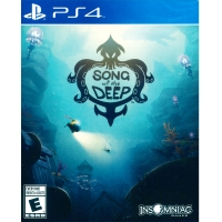 PS4 深海之歌 英文美版 Song of the Deep