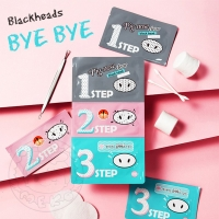 可愛豬鼻粉刺貼 Pig-nose clear black head 3-step kit/