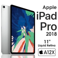 【南紡購物中心】Apple iPad Pro ( 2018 ) 11吋 64G LTE 銀(iPad Pro)