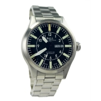【BALL 波爾表】Engineer Master II 飛行大表面夜光表-45mm(NM1080C-S3-BK)