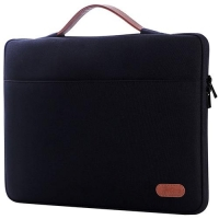 【美國代購】ProCase 三款式尺寸 12 - 15.6 Inch Sleeve for New Surface Pro 2017/Macbook Pro/iPad Pro-黑色