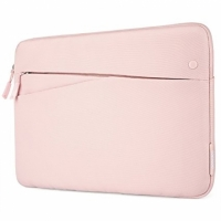 【美國代購】Tomtoc 輕巧防潑水保護 Sleeve for MacBook Pro Retina 13.3 inch (2016/2017 New)-淡粉紅