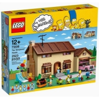 樂高積木 71006 辛普森的家 ( LEGO The Simpsons™ House )