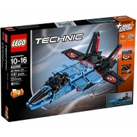 LEGO 樂高 Technic Air Race Jet 42066 (1151 Piece)