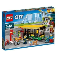 LEGO 樂高 City Town Bus Station 60154 (337 Piece)