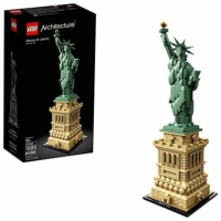 LEGO 樂高 Architecture Statue of Liberty 21042 Building Kit(1685 Piece)