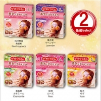 【Kao 日本 花王】《Made in Japan》Megrythm Hot Steam Eyemask 5 pieces *select 2 boxes (Eyemask)
