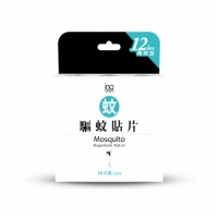 【inaday`s】inaday`s 捕蚊達人 驅蚊貼片(1盒10入裝)(補蚊達人)