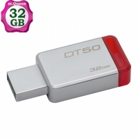 Kingston 金士頓 32GB 32G【DT50】Data Traveler 50 DT50 USB 3.1 原廠保固 隨身碟