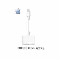 【神腦貨 盒裝】Apple Lightning Digital AV 原廠轉接器 HDMI 傳輸線 iPhone X XR Xs Max iX iXR iXs iXsMax