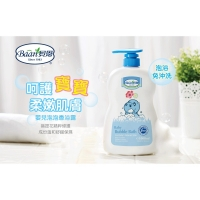 【Good baby】【貝恩】嬰兒泡泡香浴露Baby Bubble Bath 1000ml