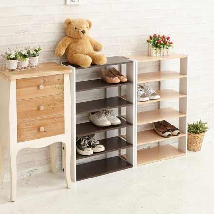 2~8尺木質收納衣櫃