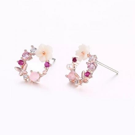 韓系流行耳環