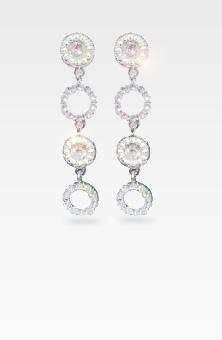 925純銀針耳環