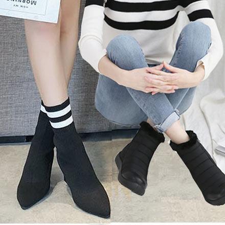 秋冬美靴5折